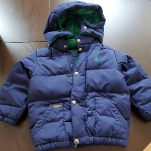 Ralph Lauren Polo Down Jacket